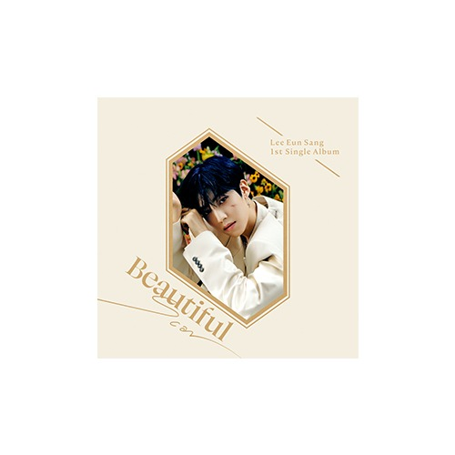 LEE EUN SANG - 1ST SINGLE ALBUM [Beautiful Scar]