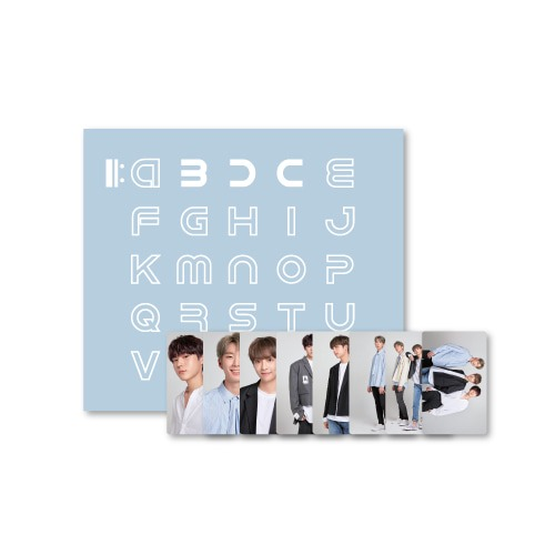 BDC - PHOTOCARD BINDER & PHOTOCARD SET