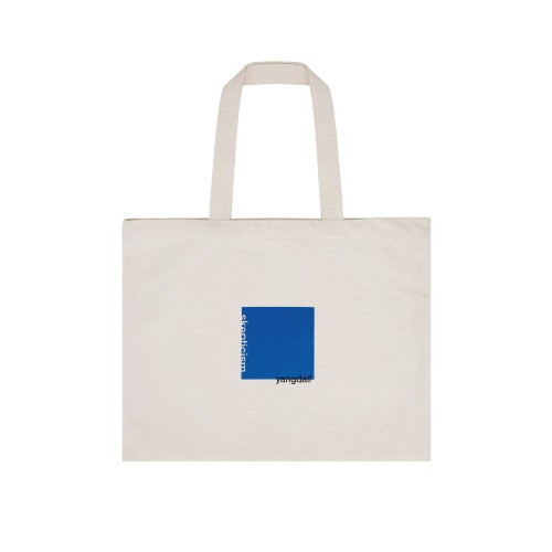 Yang Da Il - skepticism CANVAS BAG